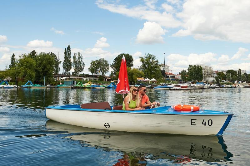 Alte Donau Vorschrift